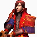 Red Samurai Jump - Jumper Ninja Veggie Adventure Games icon