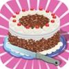 Black Forest Cake - Make Cake!/Cake Factory coffee cake