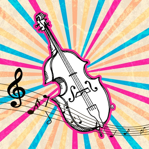 Music Coloring Pages - Musical Instrument Game for Kids iOS App