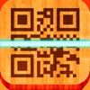 Fast QR Code Reader & Barcode Scanner - Scan Barcode, Qrcode, ID and tags with price check