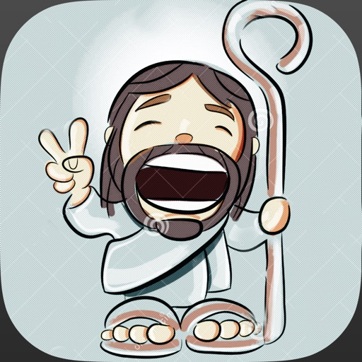 The Holy Jesus Path Walked - Children's Christian Bible Game for Kids