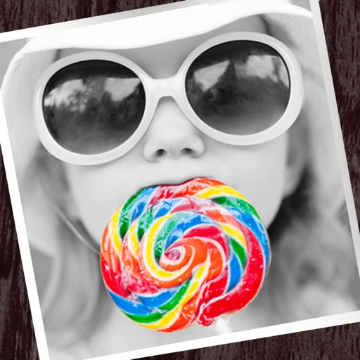 色彩飞溅:Colorful – color splash your photo
