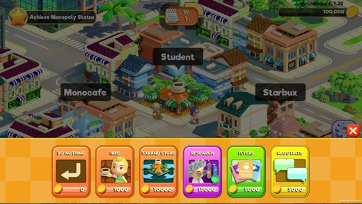 Arctopia: Path to Monopoly Screenshot