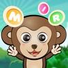 ABC森林迷宮 - 適合學前教育、兒童教育、學習