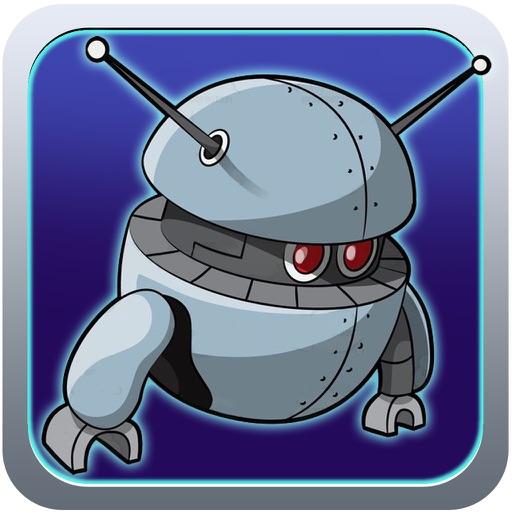 Robotic Iron Smash iOS App