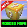 MAPS for MINECRAFT PE ( Pocket Edition ) - Download Modded Map Now ( Free ) !