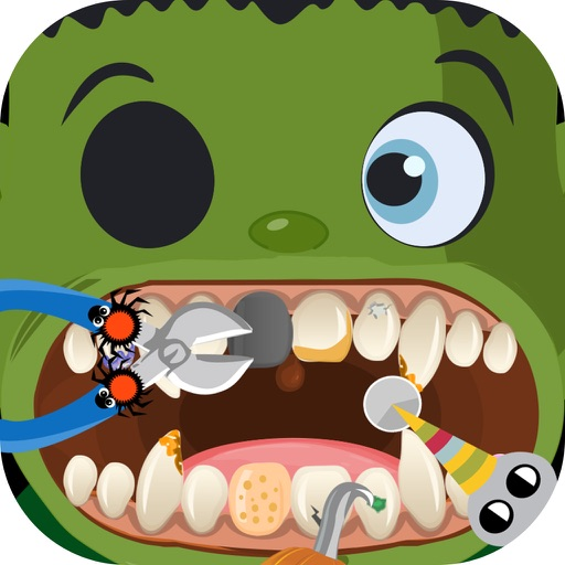 Halloween Scary Dentist iOS App