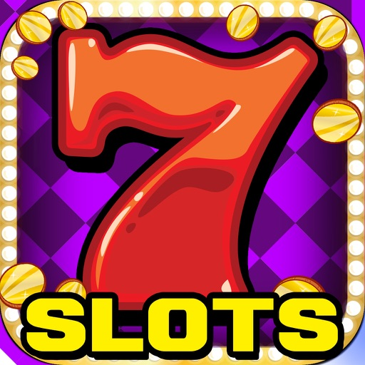 Vegas Jackpot Slots Casino - Las Vegas Slot Machine Game - Bet Spin & Win Big iOS App