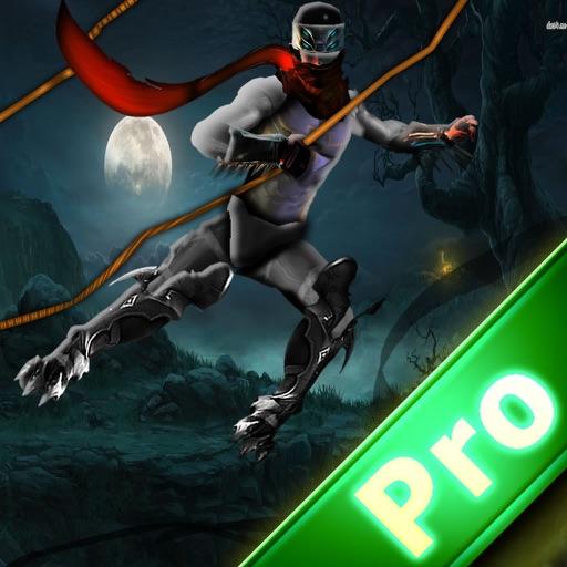 Rope Superhero Pro - Run and Fly on the Night Style iOS App