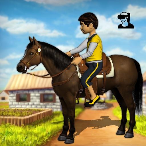 VR Crazy Horse Simulator iOS App