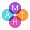 Ruzzle MathBubbles! - The Math Skill Word Search Brain Games
