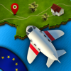 GeoFlight Europe - Fast, easy and fun geography quiz for kids (learn countries, capitals and cities)