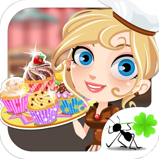 Cute Cupcake - Girls Cooking Simulation Games, Makeup, Dressup and Makeover Salon iOS App