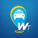 WayTaxi Calcule tarifas e chame taxi icon