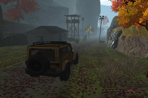 3D 4x4 Off-Road Truck Racing - Extreme Trials Real Driving Simulator PRO screenshot 2
