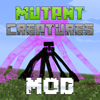 Mutant Creatures Mod for Minecraft PC Edition: McPedia Pro Gamer Community Ad-Free