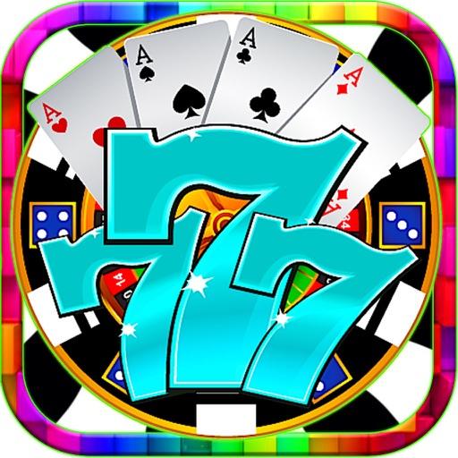Absolusion Slots: Casino Slots Of Vintage Las Vegas Machines HD! iOS App