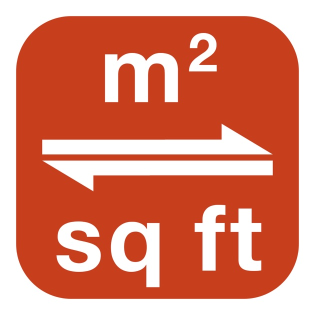 Square Meters To Square Feet M To Ft App Store