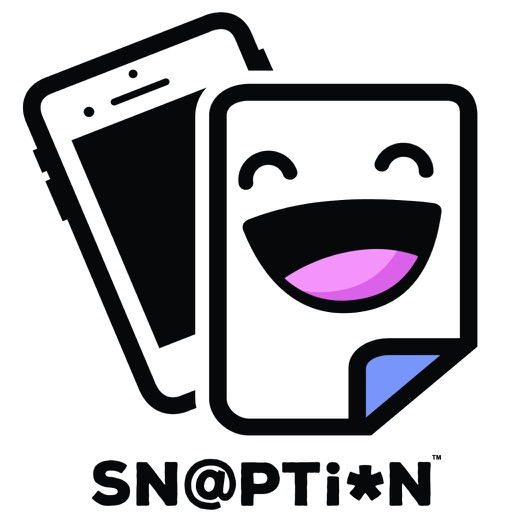 Snaption Game iOS App