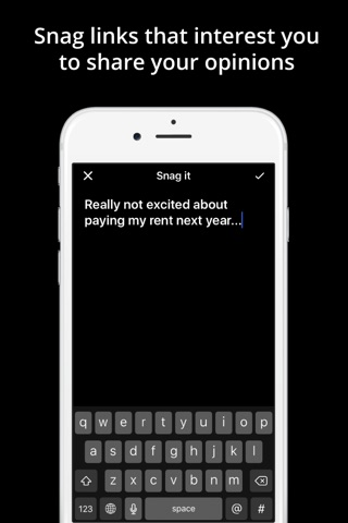 Snag - Browse Thoughtfully screenshot 2