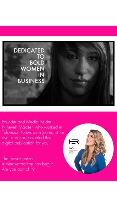 Her Magazine review screenshots