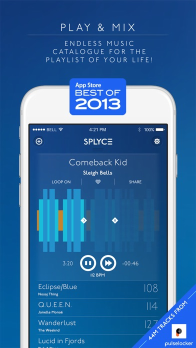 Splyce Premium DJ mixer IPA Cracked for iOS Free Download