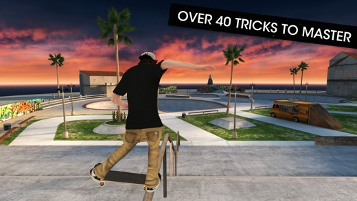Skateboard Party 3 Pro Screenshots