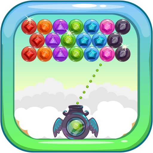 Bubble Land Pirates Deluxe: New Puzzle Free Game Shooter Pro iOS App