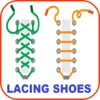 How To Tie And Lace Shoes Lacing Tying Shoes Laces Lessons see kai run shoes
