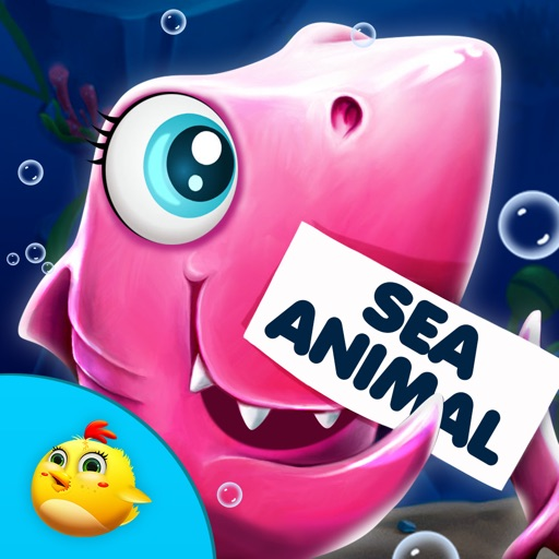 Real Sea Animal Sounds iOS App