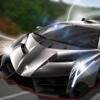 Driving High Speed Car - Game Speed Limit Simulator speed