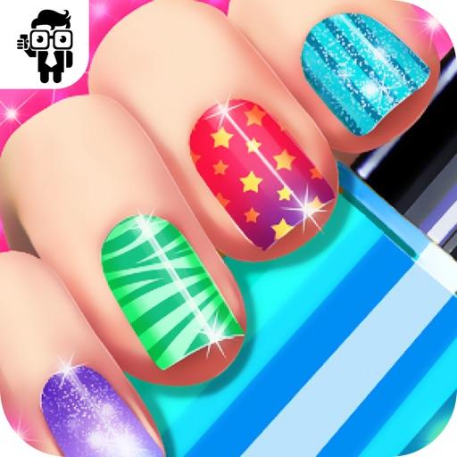 Nail Salon Makeover iOS App
