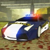 3D Off-Road Police Car Racing - eXtreme Dirt Road Wanted Pursuit Game road