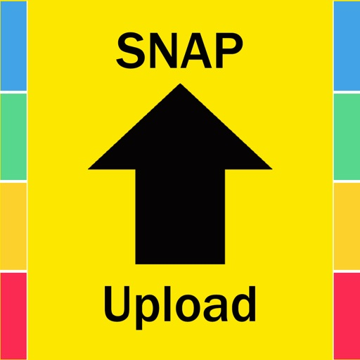 how to put a photo on snapchat from camera roll
