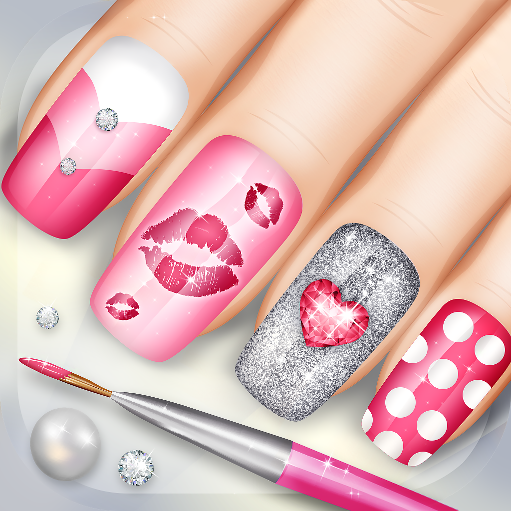App Insights: Fashion Nails 3D Girls Game: Create Awesome Manicure ...