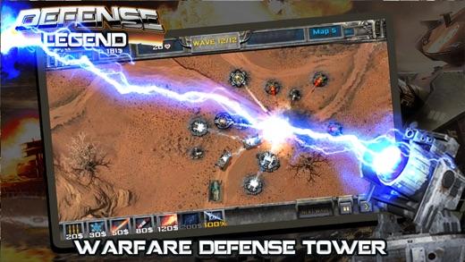 Defense Legend Screenshot