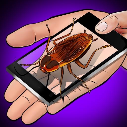 Cockroach Hand Fear Joke iOS App
