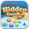 100 Hidden Treasures Match Three Puzzle