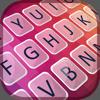 Beste Tastatur-Designs - Farbe Hintergrund Skins Und Text-Fonts Für iPhone