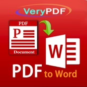 VeryPDF PDF to Word [iOS]