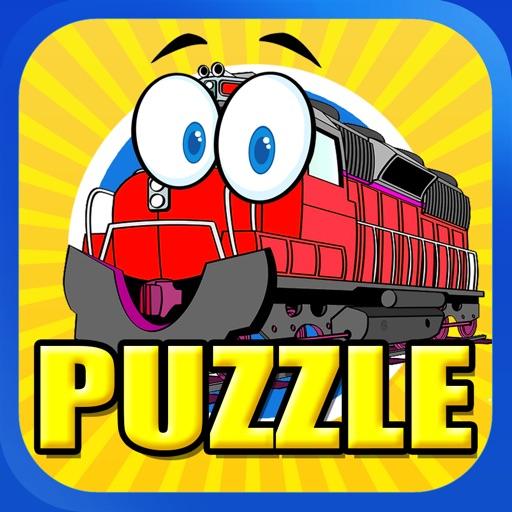 Kids Puzzle Bob Train Toy Thomas edition iOS App