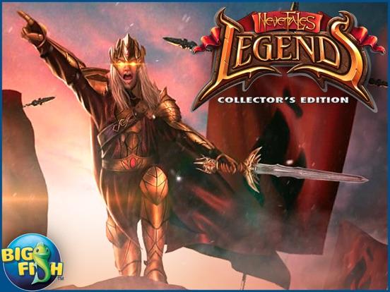 Игра Nevertales: Legends - A Hidden Object Adventure (Full)