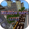 City Maps (Creation Maps) for Minecraft PE - Download Best Maps for Minecraft Pocket Edition
