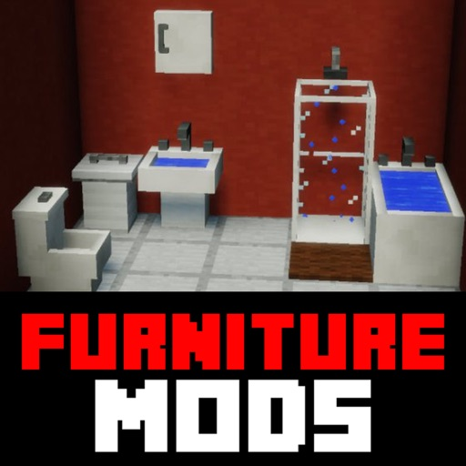 FURNITURE MODS for Minecraft PC - Best Pocket Wiki & Tools for MCPC Edition iOS App