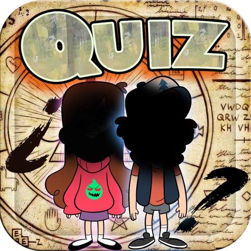 Super Quiz Game For Kids: Grativy Falls Version iOS App