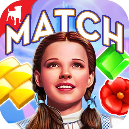 The Wizard of Oz: Magic Match