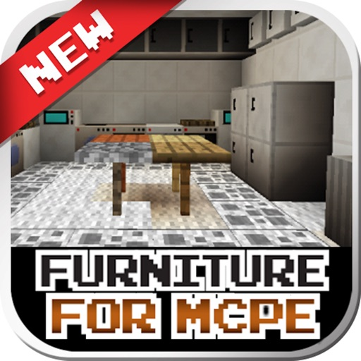 Furniture Mod For Minecraft Pe Pocket Edition Available For