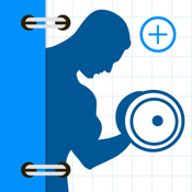 Fitness Buddy : 2400+ Exercise Workout Trainer, Gym Journal Tracker icon