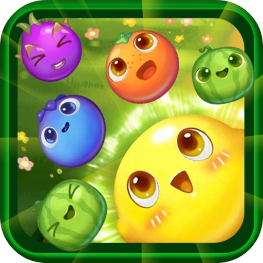 New Farm Fruit Legend Deluxe iOS App