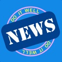 NewsFlash Daily - A Powerful Headlines/Breaking News Reader icon